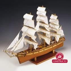 Maqueta naval Cutty Sark 1:115