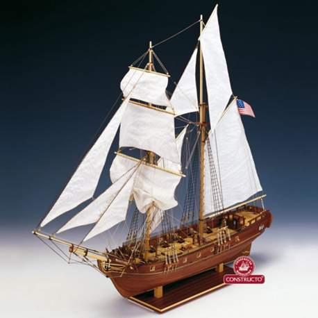 Maqueta naval Enterprise 1:51