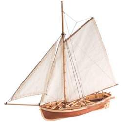 Maqueta H.M.S. Bountys Jolly Boat 1:35 (CONSULTAR DISPONIBILIDAD)