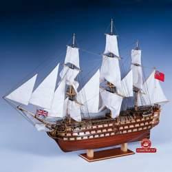 Maqueta naval H.M.S. Victory 1:94 (CONSULTAR DISPONIBILIDAD)