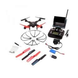 Quadricóptero X260‐A con FPV
