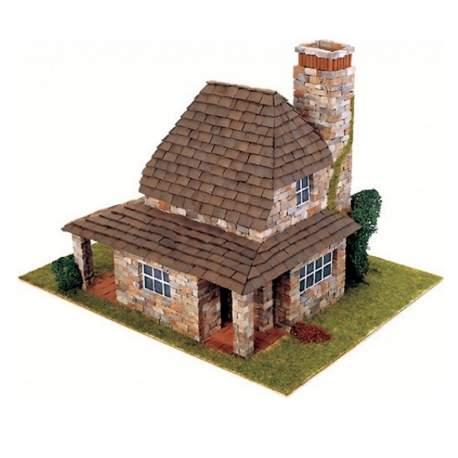 Casa de construcción Country 2 Domus Kits