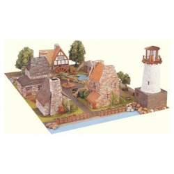 Maqueta de construcción conjunto Country Side Town Domus Kits (CONSULTAR DISPONIBILIDAD) )