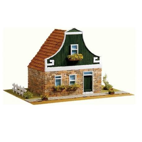 Casa de construcción Country 8 Domus Kits