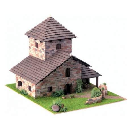 Casa de construcción Rústica 4 Domus Kits