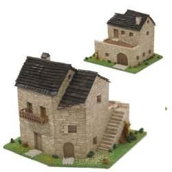 Casa rural 2 escala H0, Cuit 43512
