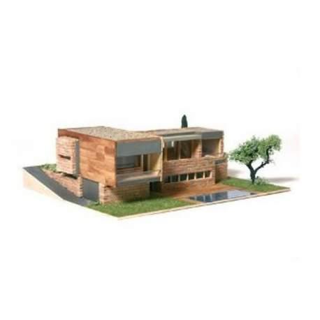 Casa de construcción Actual Mura Domus Kits 1:87