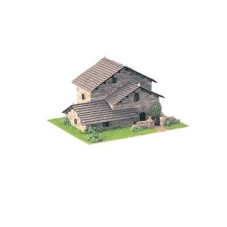 Casa de construcción Rústica 3 Domus Kits