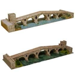 Puente de la Reina, Gares, España S. XI