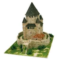 Castillo Tour Cesar, Provins, Francia S.XII Construccion en ceramica Aedes Ars