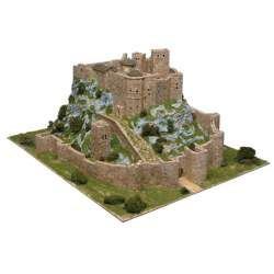 Castillo de Loarre, Loarre, España S. XII