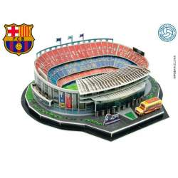 PUZZLE 3D ESTADIO FUTBOL CAMP NOU FUTBOL CLUB BARCELONA (CONSULTAR DISPONIBILIDA)