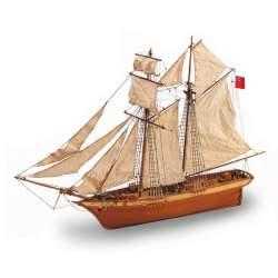 Maqueta naval, Scottish Maid 1839 - Artesania Latina 1/50 (CONSULTAR DISPONIBILIDAD)