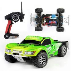 1/18 CAR 4WD Short Course Whit vortex Lipo WL Toys