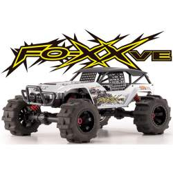 Monster Truck FO-XX VE Readyset Kyosho 1/8 Brushless 4WD