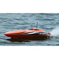 Lancha Avanti OBL RTR Naranja Thunder Tiger
