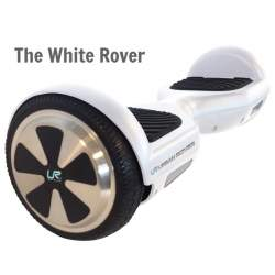 Patinete Urban Rover blanco electrico