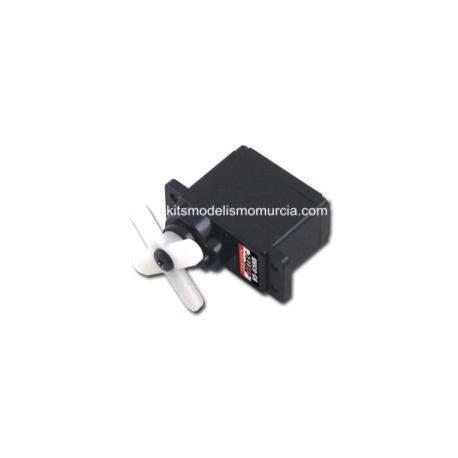 Servo Hitec Micro HS-65HB 2.2 Kg.-0.1 Sg (6V) KARBONITE