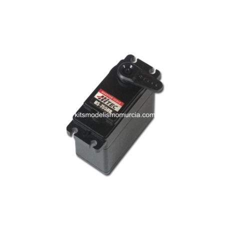 Servo Hitec HS755HB 1/4 13.2 Kg - 0.23 SG (6V)