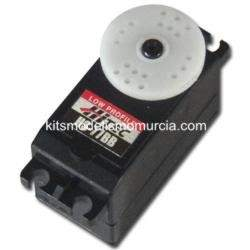 Servo Hitec Alerón Hs-77BB C/ROD 5.5 Kg-0.14 Seg (6V)