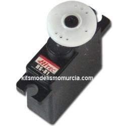 Servo Hitec 81 3Kg-0.09 Seg.(6V)