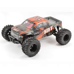 FTX MONSTER TRUCK 1/12 SURGE BRUSHED 4WD RTR NARANJA