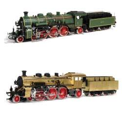 Locomotora S3/6 BR-18 1:32 Occre