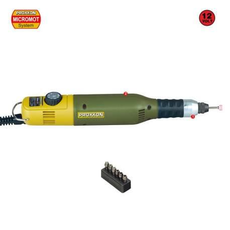 Taladradora / Fresadora Proxxon Micromot 50E