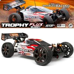 Buggy HPI Trophy Flux NEW2016 1:8 RTR 2.4 Ghz