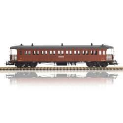COCHE DE VIAJEROS RENFE II/III clase BBC2003 escala H0 1/87 MABAR