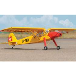 Avion Black Horse Fieseler Storch EP ARTF