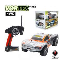 Truck Wltoys A969 Vortex 50 km/h 1/18 2.4G 4WD Short Course RTR