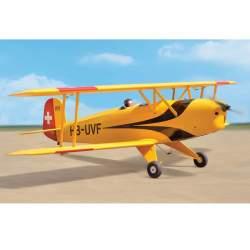 Avion Black Horse Bucker Jungmann 20-30cc ARTF