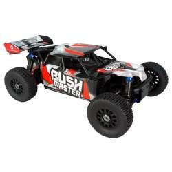 Buggy Bushmaster Desert Buggy 4WD ROJO