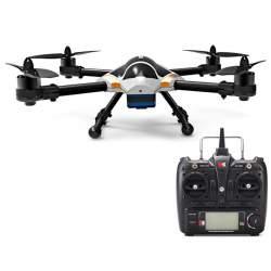 Cuadricoptero XK X251 con Motor sin escobillas 3D6G Modo LED RC Quadcopter RTF 2.4GHz