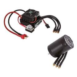 Motor Brushless Combo Set Thrust BL ECO 1:10