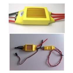 Variador / Regulador velocidad Brushless 50A