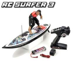 TABLA SURF RC KYOSHO - RC SURFER 3 READYSET EP (KT231P) 40108B (CONSULTAR DISPONIBILIDAD)