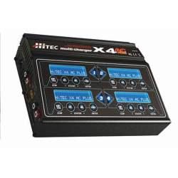 Multicargador Hitec X4AC PLUS