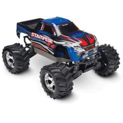 MONSTER TRUCK STAMPEDE XL5 4X4 BRUSHED 1/10 TRAXXAS