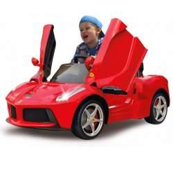 Coche con bateria y mando Ride-on Ferrari LaFerrari 2.4Ghz Jamara
