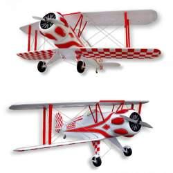 Avión Seagull Bucker Jungmeister USA 25cc