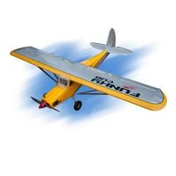 Avión entrenador Funky Cub 10 - 15 cc rc explosión Seagull Model SEA 254Y (CONSULTAR DISPONIBILIDAD)