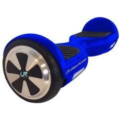 Patinete Urban Rover azul electrico