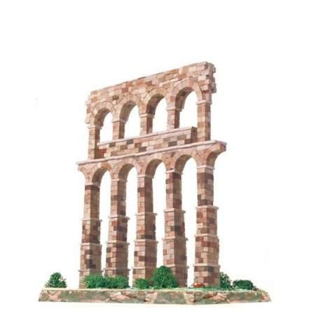 Acueducto de Segovia, Segovia, España S. I