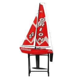 Velero Joysway Orion Yacht RTR 2.4GHz (Rojo)