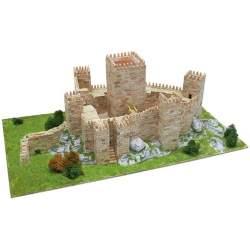 Maqueta Aedes Ars 1013 Castelo de Guimaraes para montar en ladrillos
