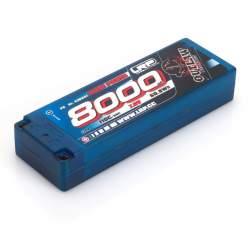 Btería LiPi LRP 8000 STICKPACK P5 110C/55C - 7.6V LIPO - 1/10 OUTLAW CAR LINE HARDCASE