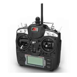 Emisora Fly Sky 9 canales y receptor 8ch FS-TH9X 2.4GHz