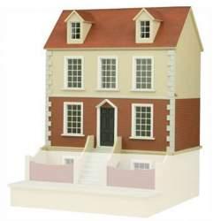 Casa de muñecas Bristol en kit para montar (CONSULTAR DISPONIBILIDAD)